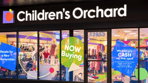 Children's Orchard Maple Grove